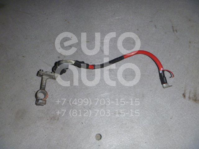 Клемма аккумулятора плюс для Volvo C30 2006-2013 - Фото №1