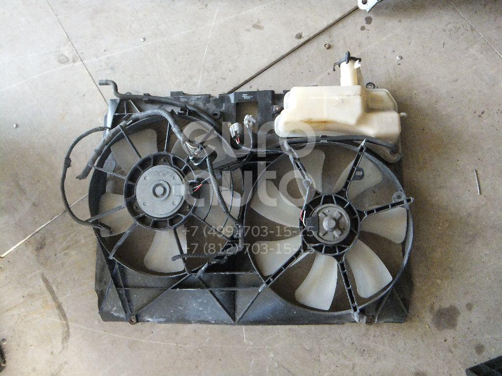 Вентилятор радиатора для Lexus RX 300/330/350/400h 2003-2009 - Фото №1