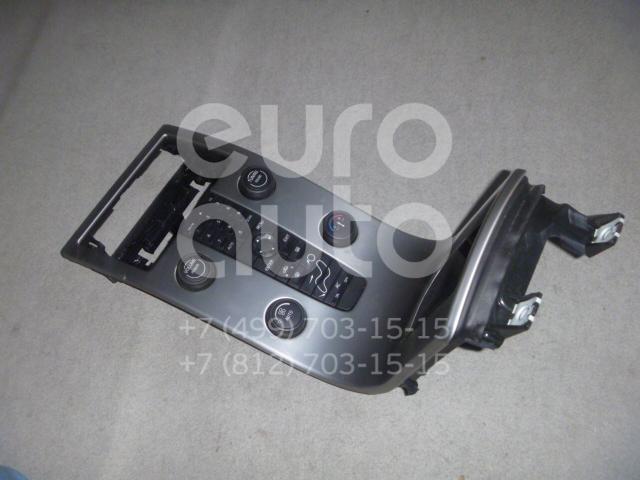 Блок управления климатической установкой для Volvo C30 2006-2013;S40 2004-2012;V50 2004-2012 - Фото №1