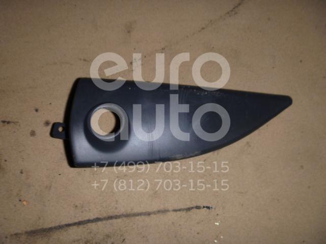 Крышка зеркала внутренняя левая для Peugeot Berlingo(FIRST) (M59) 2002-2010;Partner (M59) 2002-2010 - Фото №1