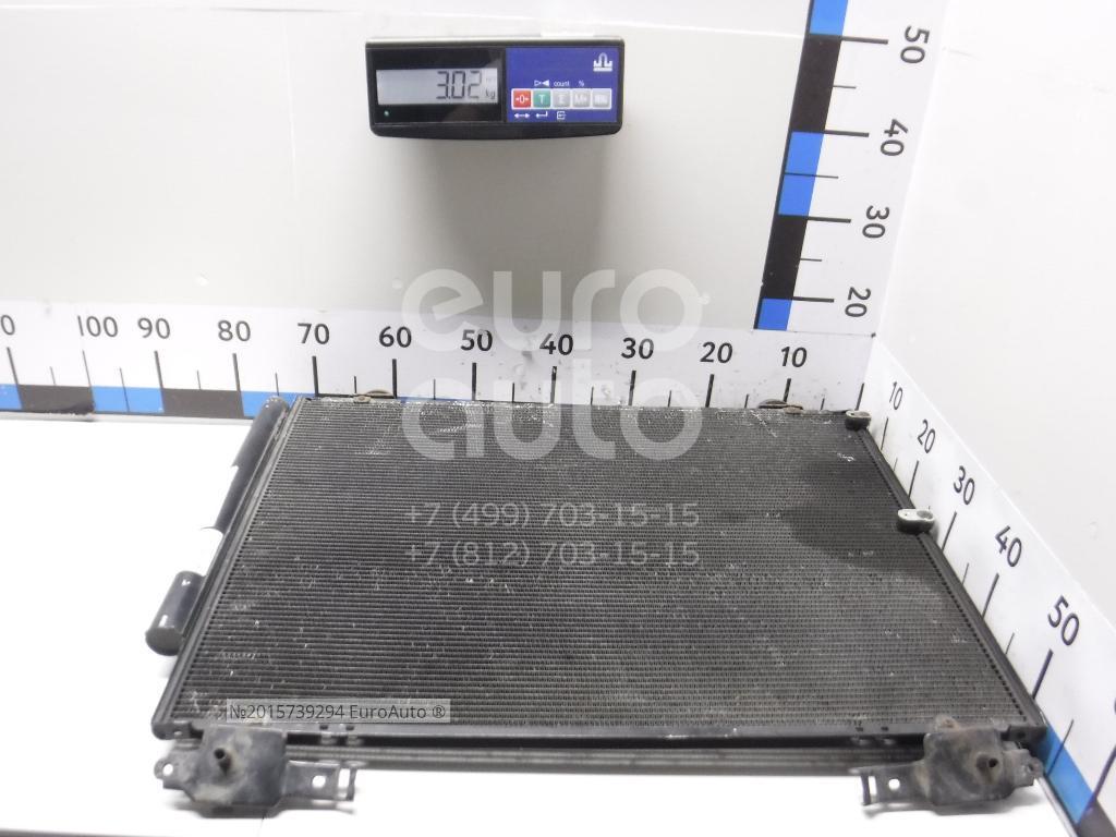 Радиатор кондиционера (конденсер) для Lexus RX 300/330/350/400h 2003-2009 - Фото №1