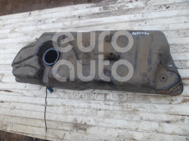 Бак топливный для Citroen,Peugeot Berlingo(FIRST) (M59) 2002-2012;Berlingo 1996-2002;Partner 1996-2002;Partner (M59) 2002-2012 - Фото №1