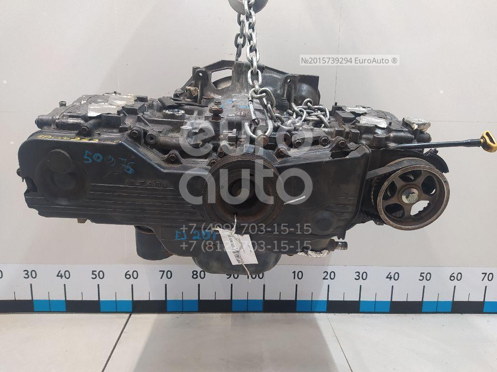 Двигатель для Subaru Forester (S10) 2000-2002 - Фото №1