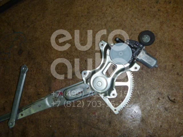 Стеклоподъемник электр. задний правый для Toyota Prius 2003-2009 - Фото №1