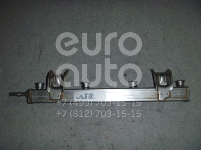 Рейка топливная (рампа) для Volvo C30 2006-2013;S40 2004-2012;V50 2004-2012 - Фото №1