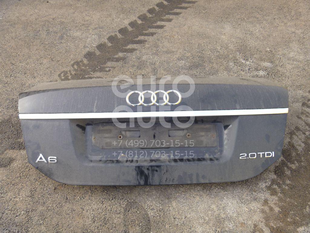 Крышка багажника для Audi A6 [C6,4F] 2005-2011 - Фото №1