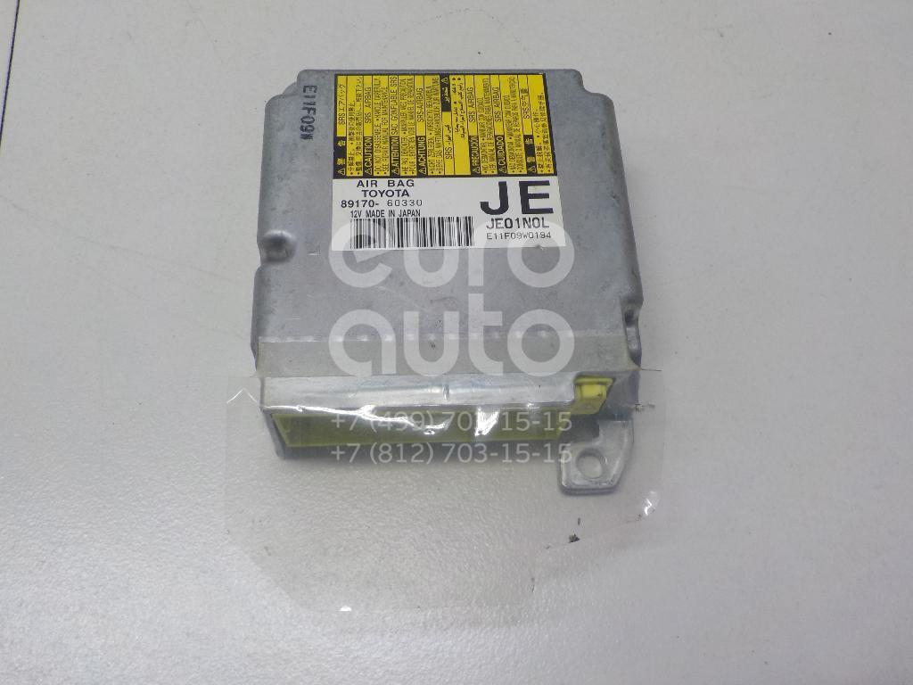 Купить Блок управления AIR BAG Toyota Land Cruiser (200) 2008-; (8917060330)