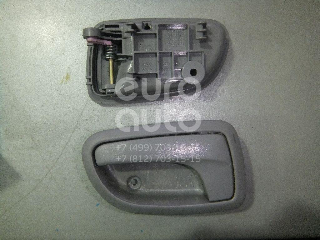 Ручка двери внутренняя левая для Kia Picanto 2005-2011 - Фото №1
