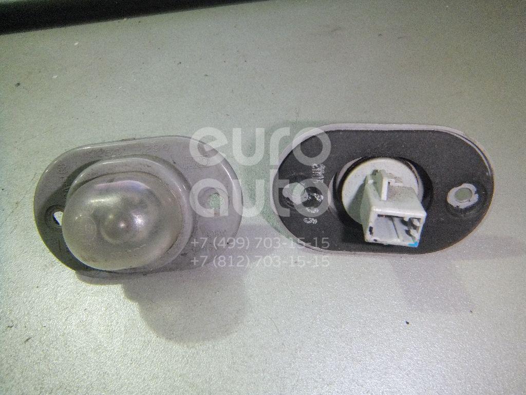 Фонарь подсветки номера для Kia Picanto 2005-2011 - Фото №1