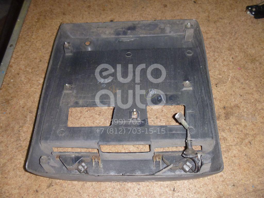 Накладка двери багажника для Mitsubishi Pajero/Montero III (V6, V7) 2000-2006 - Фото №1