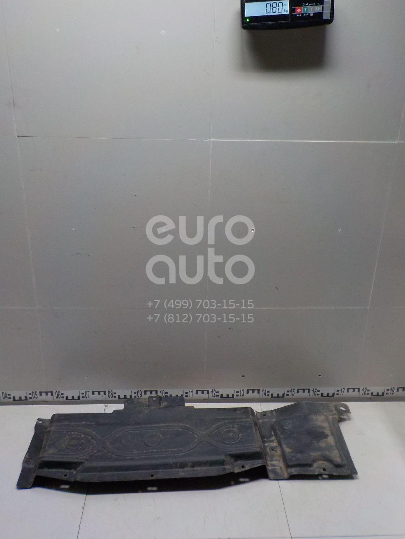 Защита антигравийная для VW Transporter T5 2003-2015 - Фото №1