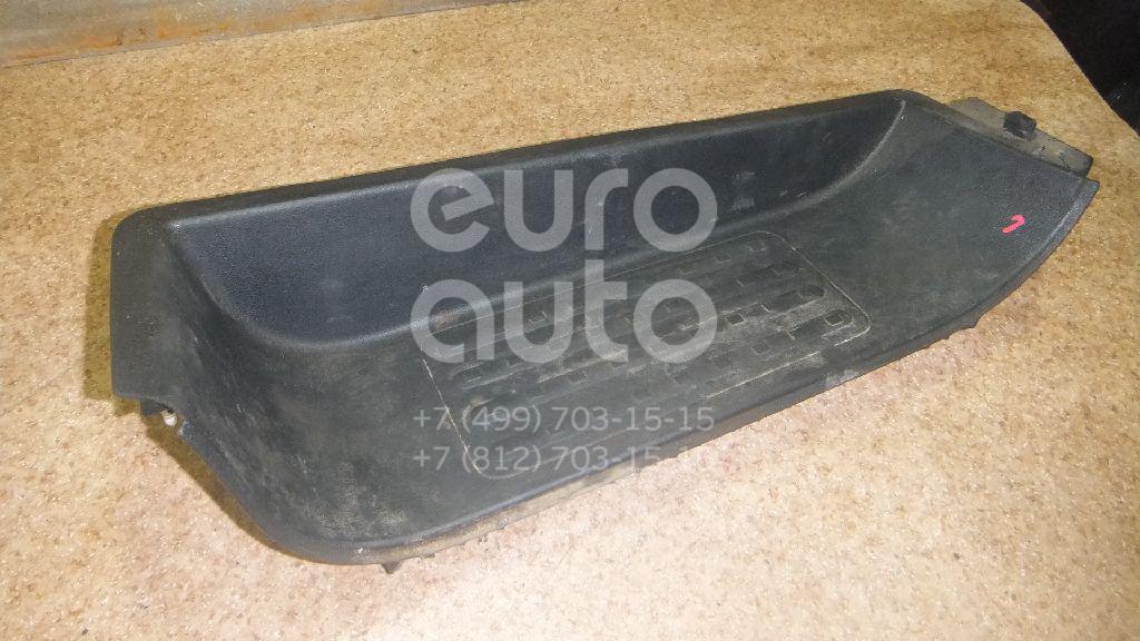 Накладка порога (внутренняя) для VW Transporter T5 2003-2015 - Фото №1