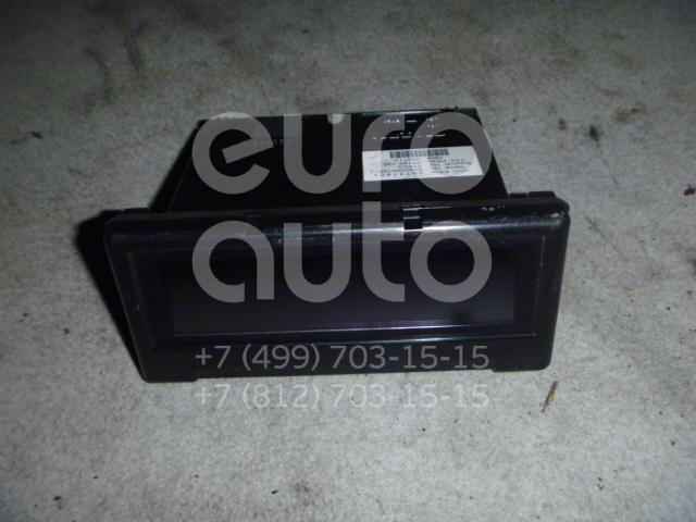 Дисплей информационный для Volvo C30 2006-2013;S40 2004-2012;V50 2004-2012 - Фото №1