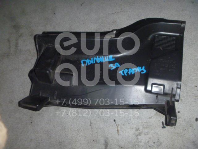 Пыльник (кузов внутри) для Volvo C30 2006-2013;S40 2004-2012;V50 2004-2012 - Фото №1
