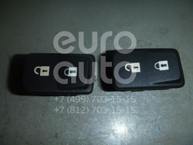 Кнопка центрального замка для Volvo C30 2006-2013;S40 2004-2012;V50 2004-2012 - Фото №1