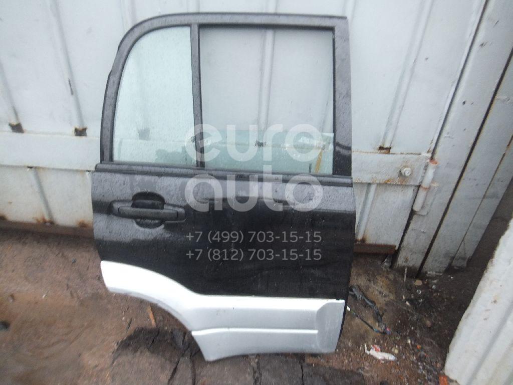 Дверь задняя правая для Suzuki Grand Vitara 1998-2005 - Фото №1