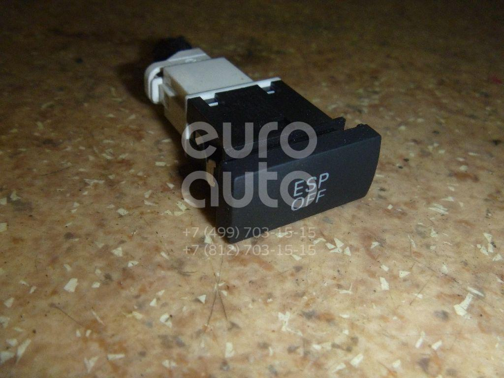 Кнопка антипробуксовочной системы для Audi A6 [C6,4F] 2005-2011 - Фото №1