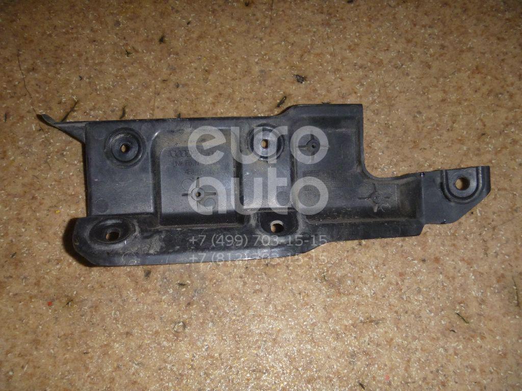 Направляющая заднего бампера левая для Audi A6 [C6,4F] 2005-2011 - Фото №1