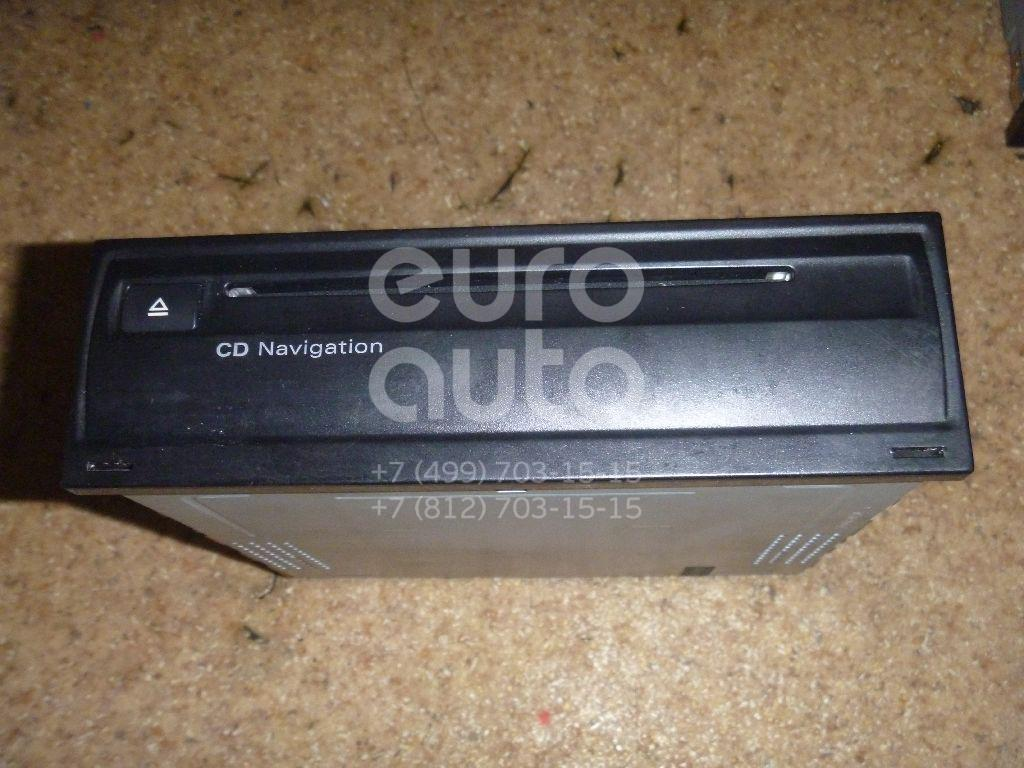 Проигрыватель CD/DVD для Audi A6 [C6,4F] 2005-2011 - Фото №1