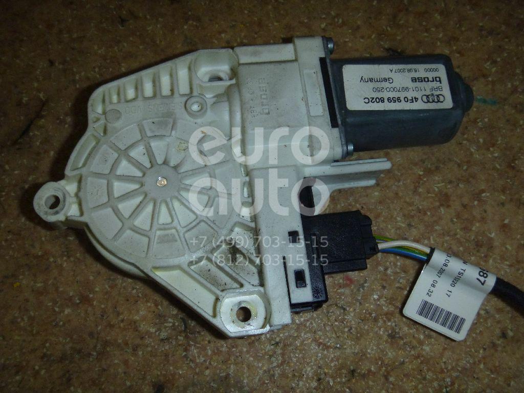Моторчик стеклоподъемника для Audi A6 [C6,4F] 2005-2011;Allroad quattro 2005-2012 - Фото №1