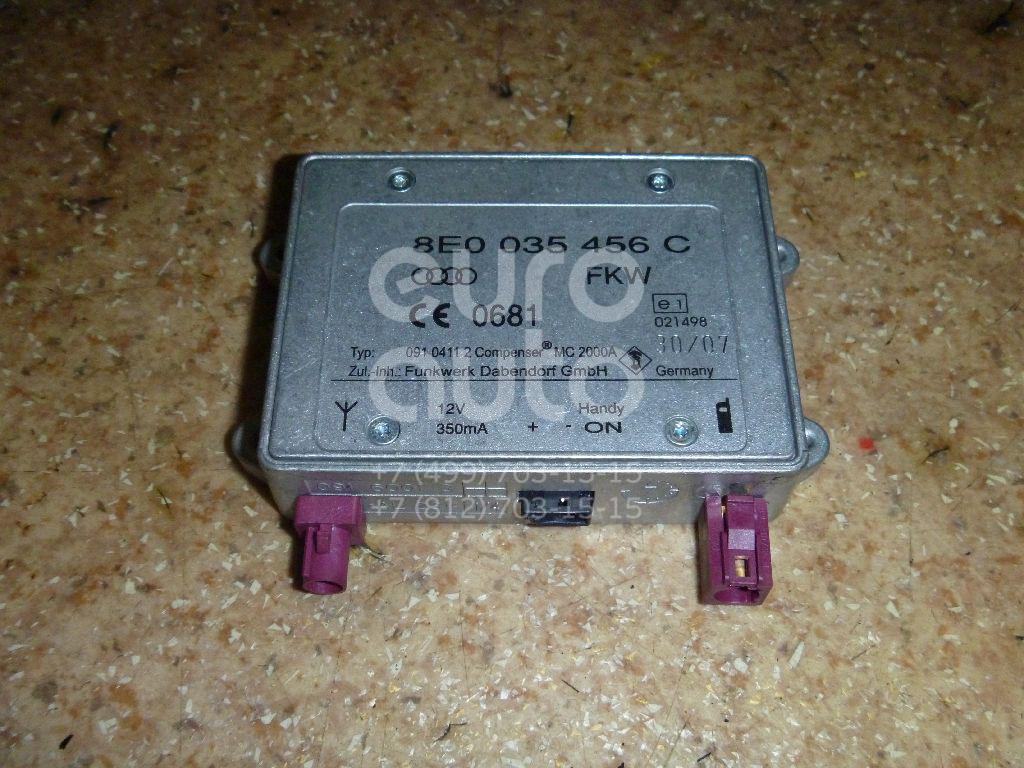 Блок электронный для Audi A6 [C6,4F] 2005-2011;A4 [B6] 2000-2004;A3 [8PA] 2004-2013;A8 [D3,4E] 2004-2010 - Фото №1