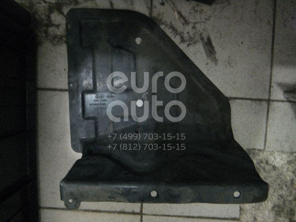 Пыльник двигателя боковой левый для Kia Picanto 2005-2011 - Фото №1