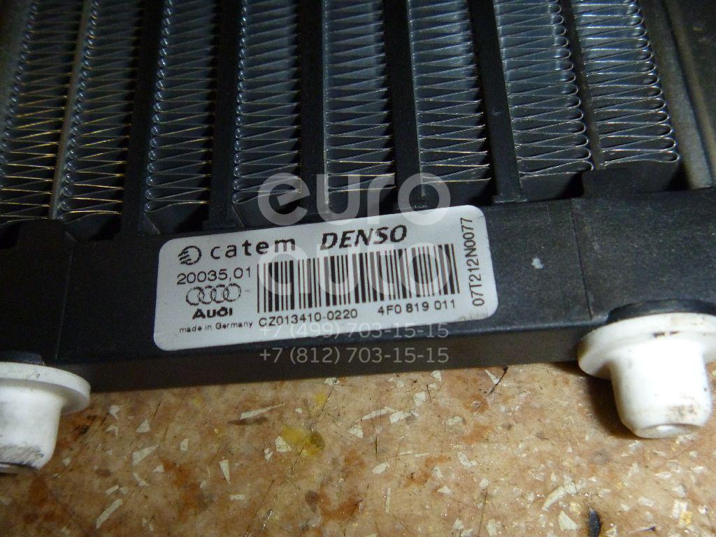 Радиатор отопителя электрический для Audi A6 [C6,4F] 2004-2011;Allroad quattro 2006-2012 - Фото №1