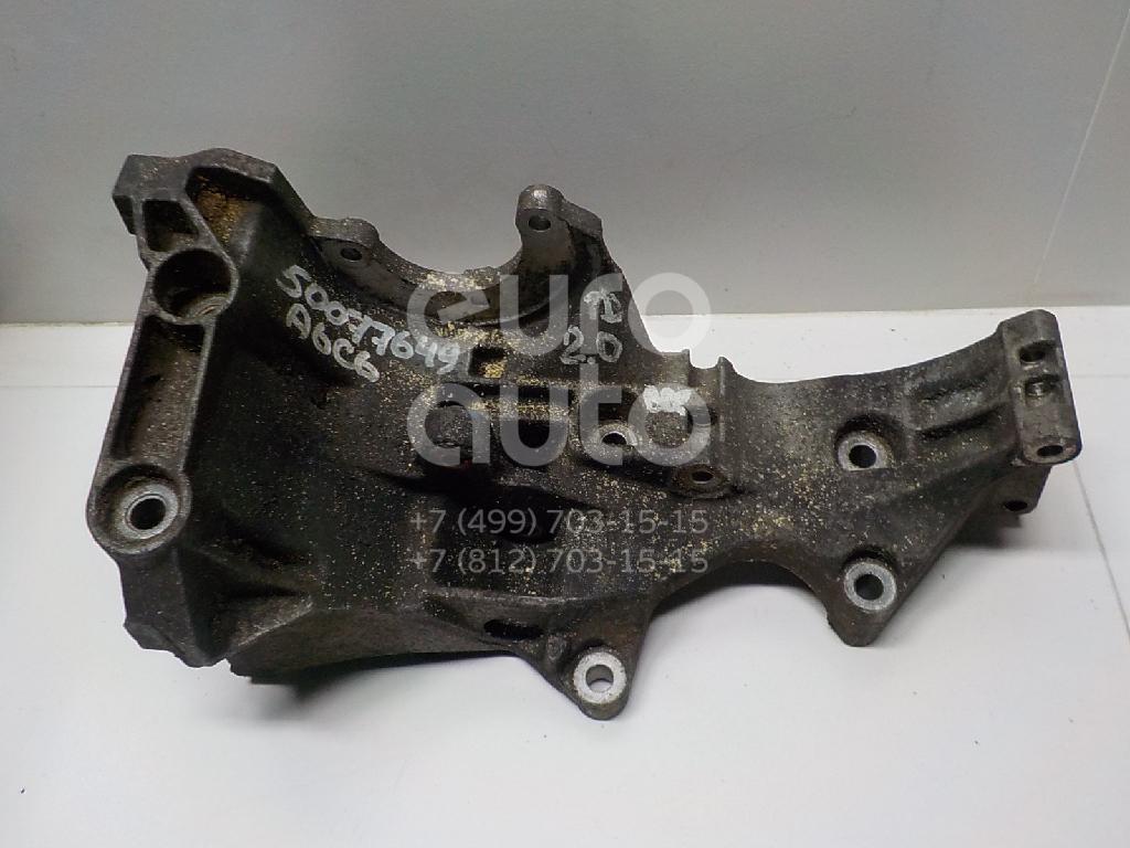 Кронштейн генератора для Audi A6 [C6,4F] 2004-2011;A4 [B6] 2000-2004 - Фото №1