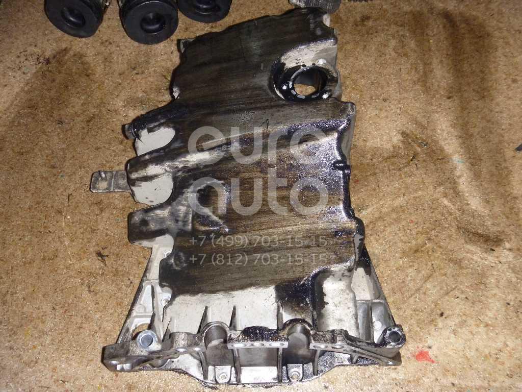Поддон масляный двигателя для Audi A6 [C6,4F] 2005-2011;A4 [B6] 2000-2004;A4 [B7] 2005-2007 - Фото №1