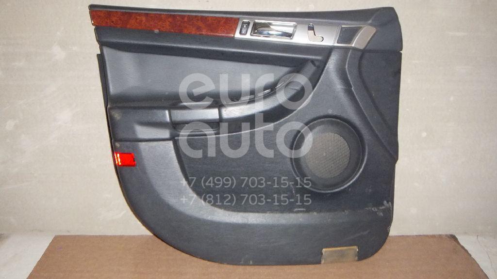 Обшивка двери передней левой для Chrysler Pacifica 2003-2008 - Фото №1