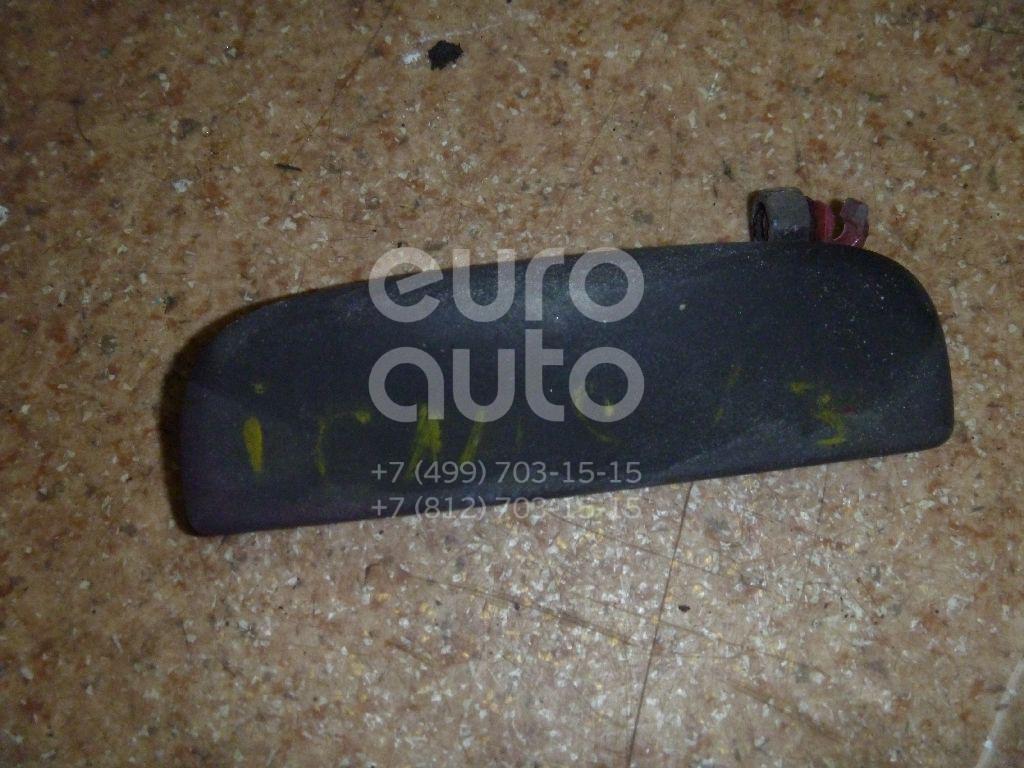 Ручка двери задней наружная левая для Suzuki Ignis II (HR) 2003-2008 - Фото №1