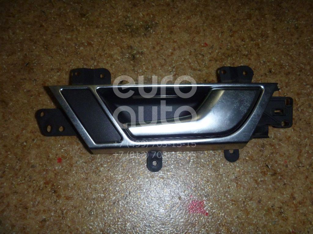 Ручка двери задней внутренняя правая для Audi A6 [C6,4F] 2004-2011;Allroad quattro 2006-2012 - Фото №1