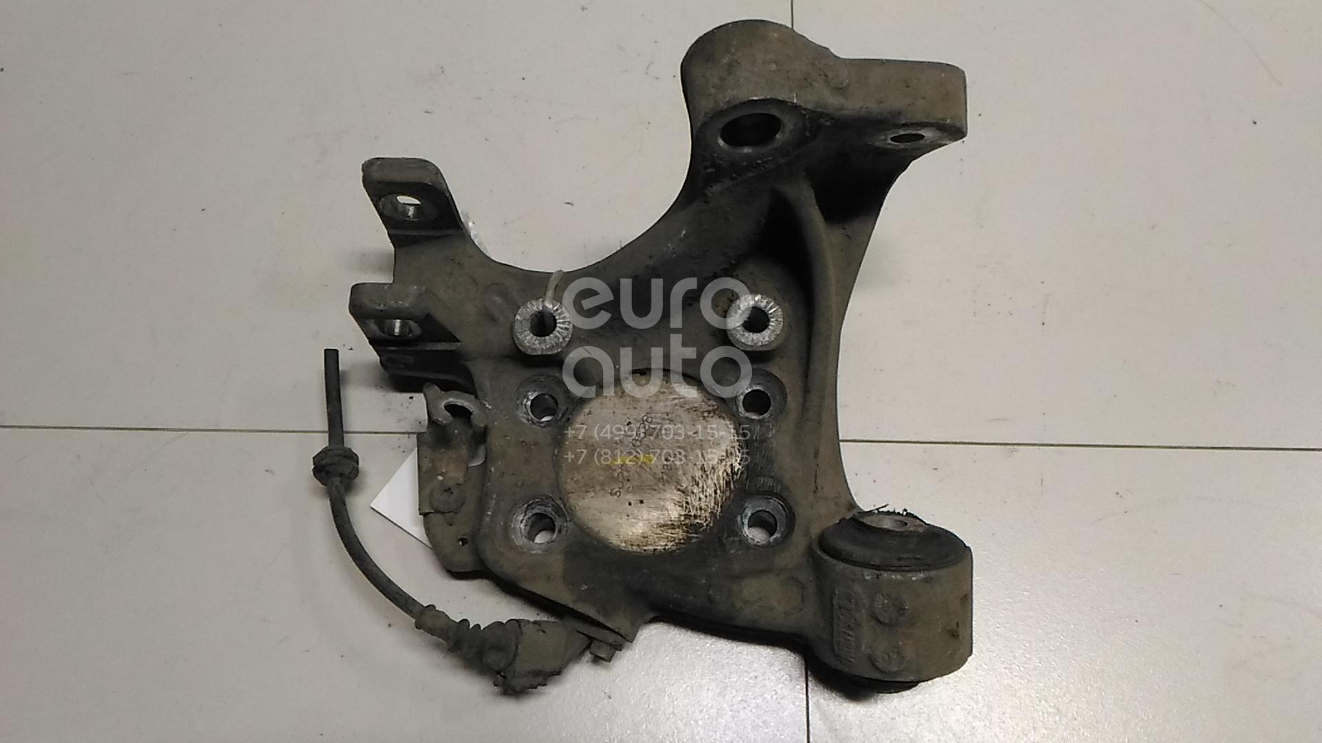 Кулак поворотный задний правый для Audi A6 [C6,4F] 2004-2011 - Фото №1
