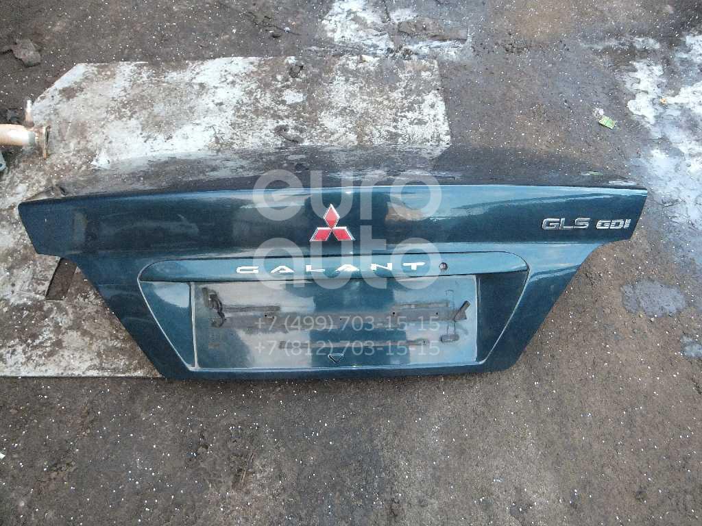 Крышка багажника для Mitsubishi Galant (EA) 1997-2003 - Фото №1