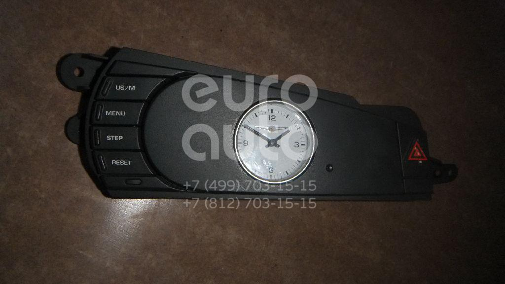 Часы для Chrysler Pacifica 2003-2008 - Фото №1