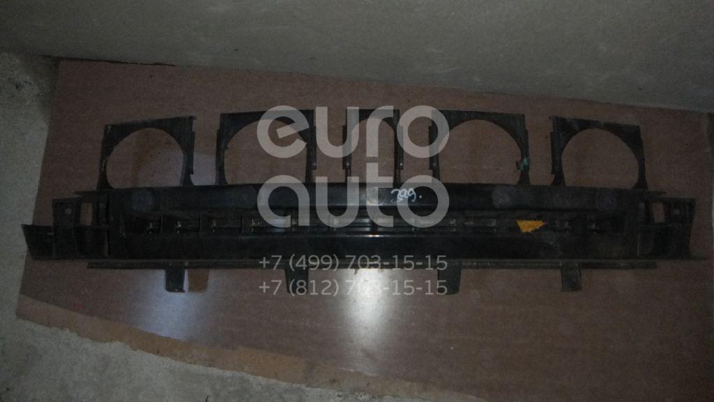 Усилитель заднего бампера для Chrysler Pacifica 2003-2008 - Фото №1