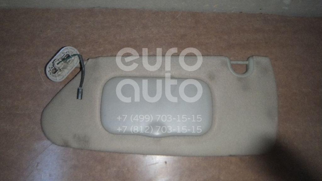 Козырек солнцезащитный (внутри) для Chrysler Pacifica 2003-2008 - Фото №1