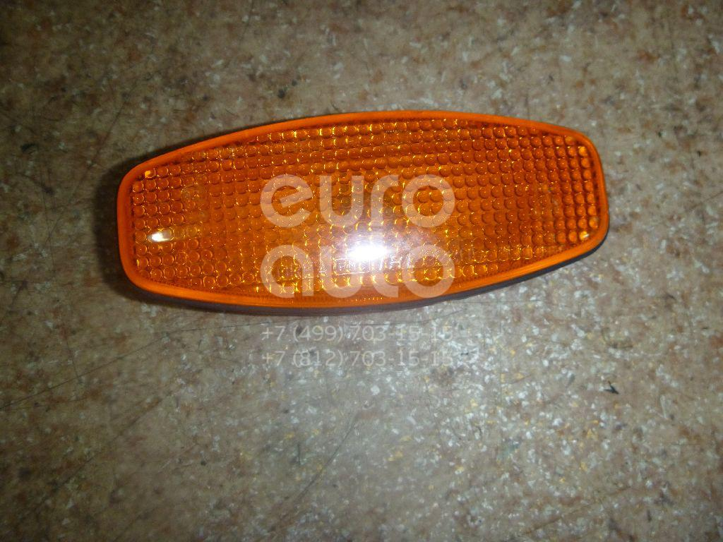 Повторитель на крыло желтый для Hyundai,Kia Santa Fe (SM)/ Santa Fe Classic 2000-2012;Porter 2005>;Bongo 2004> - Фото №1