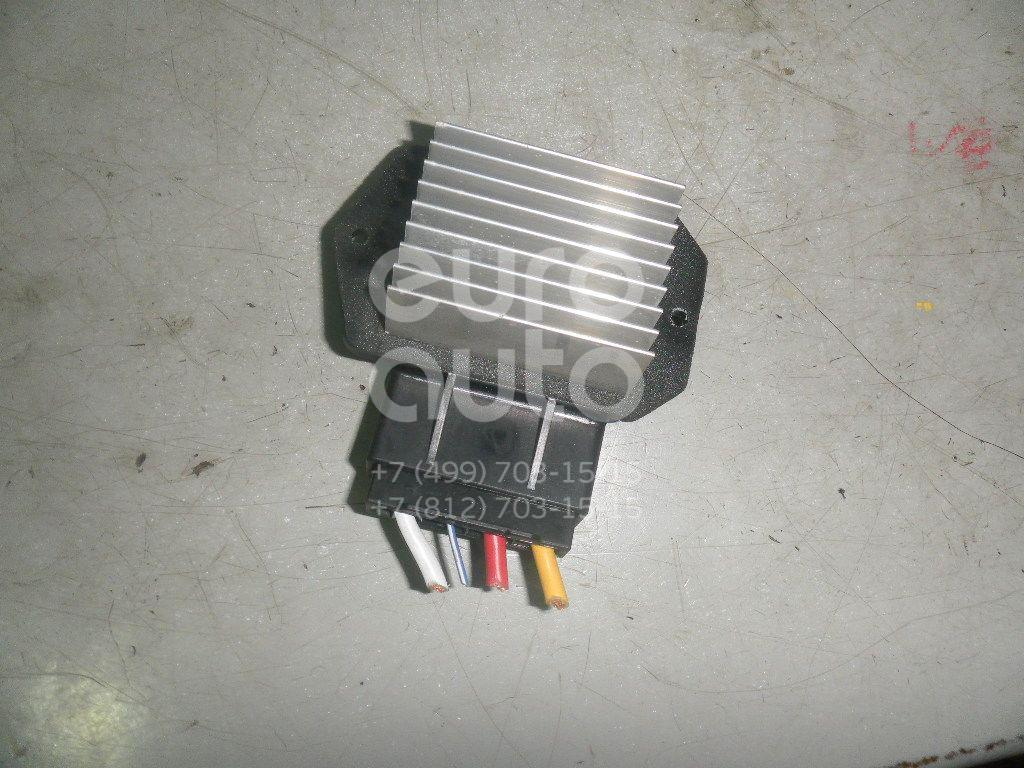 Резистор отопителя для Lexus,Toyota RX 300/330/350/400h 2003-2009;Avensis II 2003-2008;Camry V30 2001-2006;Corolla E12 2001-2006;Land Cruiser (120)-Prado 2002-2009;GX470 2002-2009 - Фото №1