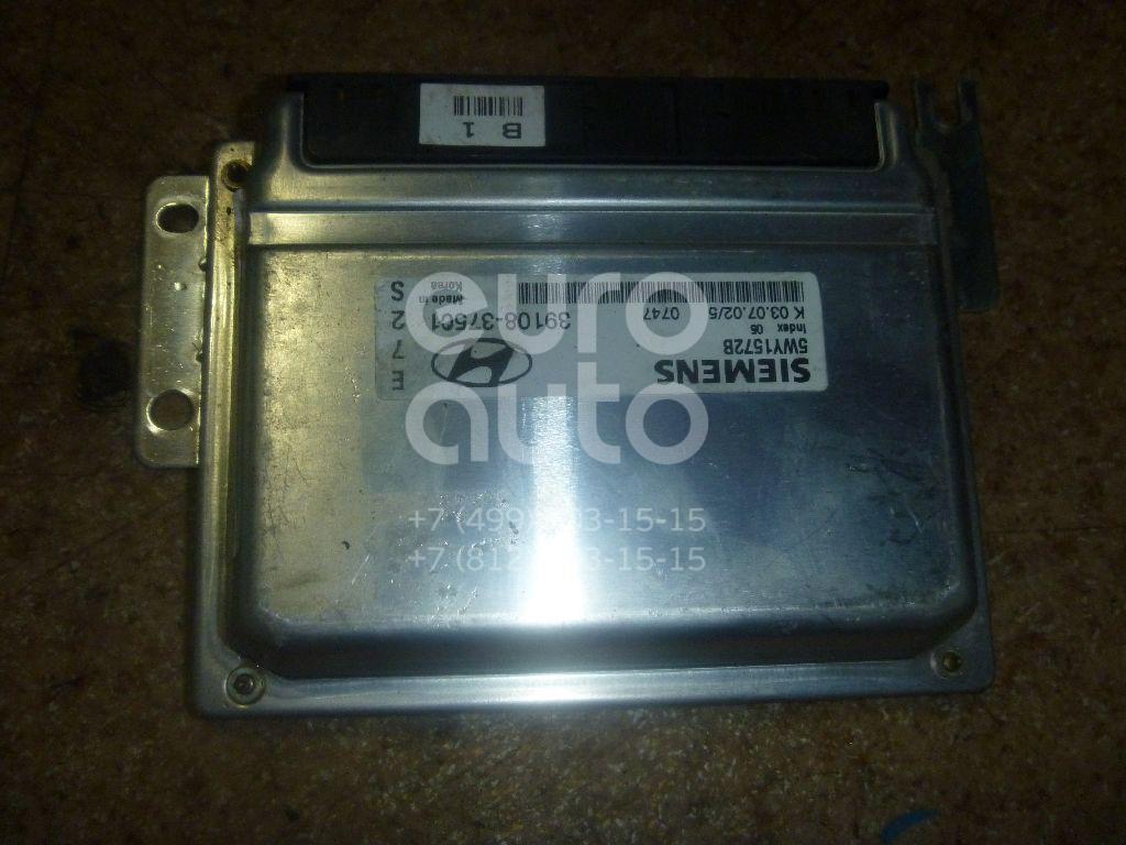 Блок управления двигателем для Hyundai Santa Fe (SM)/ Santa Fe Classic 2000-2012 - Фото №1