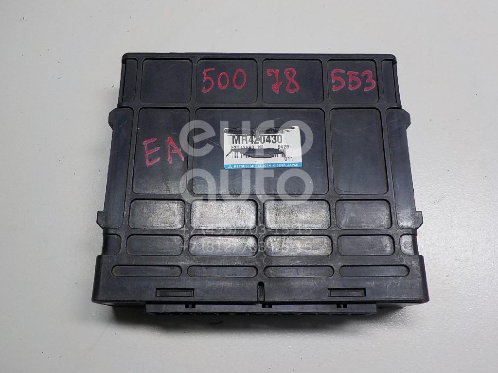 Блок управления двигателем для Mitsubishi Galant (EA) 1997-2003 - Фото №1