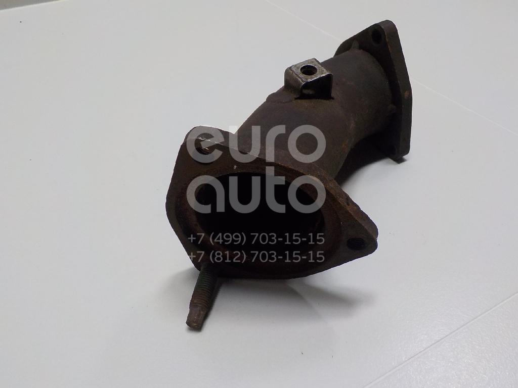 Приемная труба глушителя для Toyota Land Cruiser (120)-Prado 2002-2009 - Фото №1