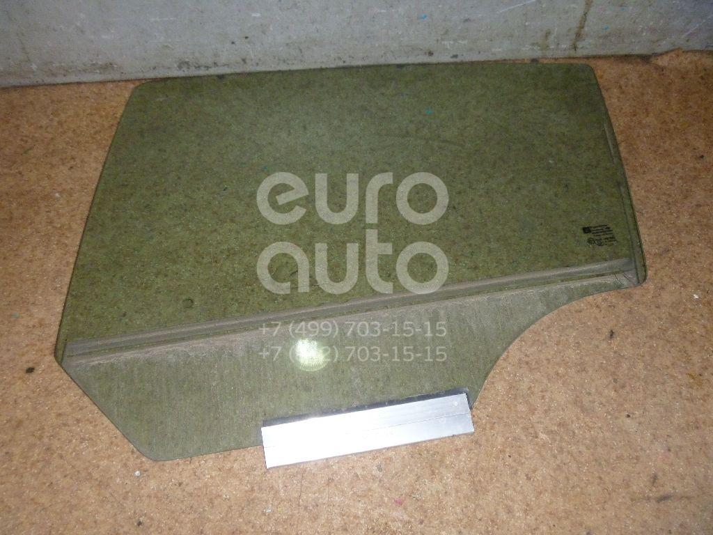 Стекло двери задней левой для Opel Astra H / Family 2004-2015 - Фото №1