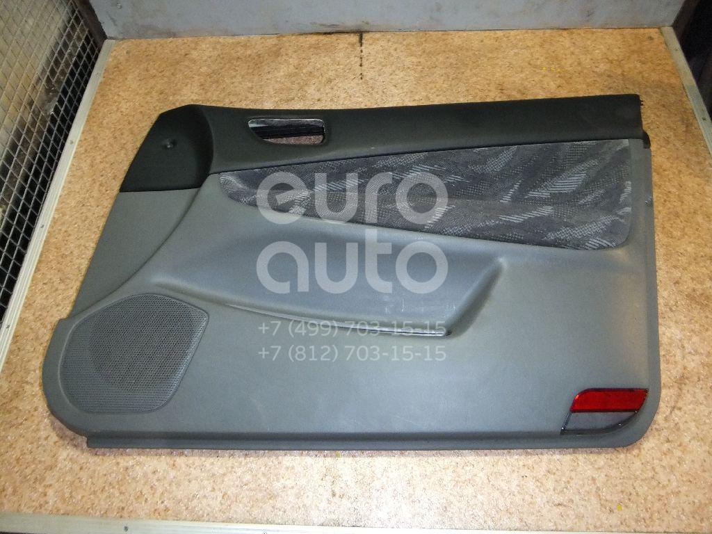 Обшивка двери передней правой для Mitsubishi Galant (EA) 1997-2003 - Фото №1