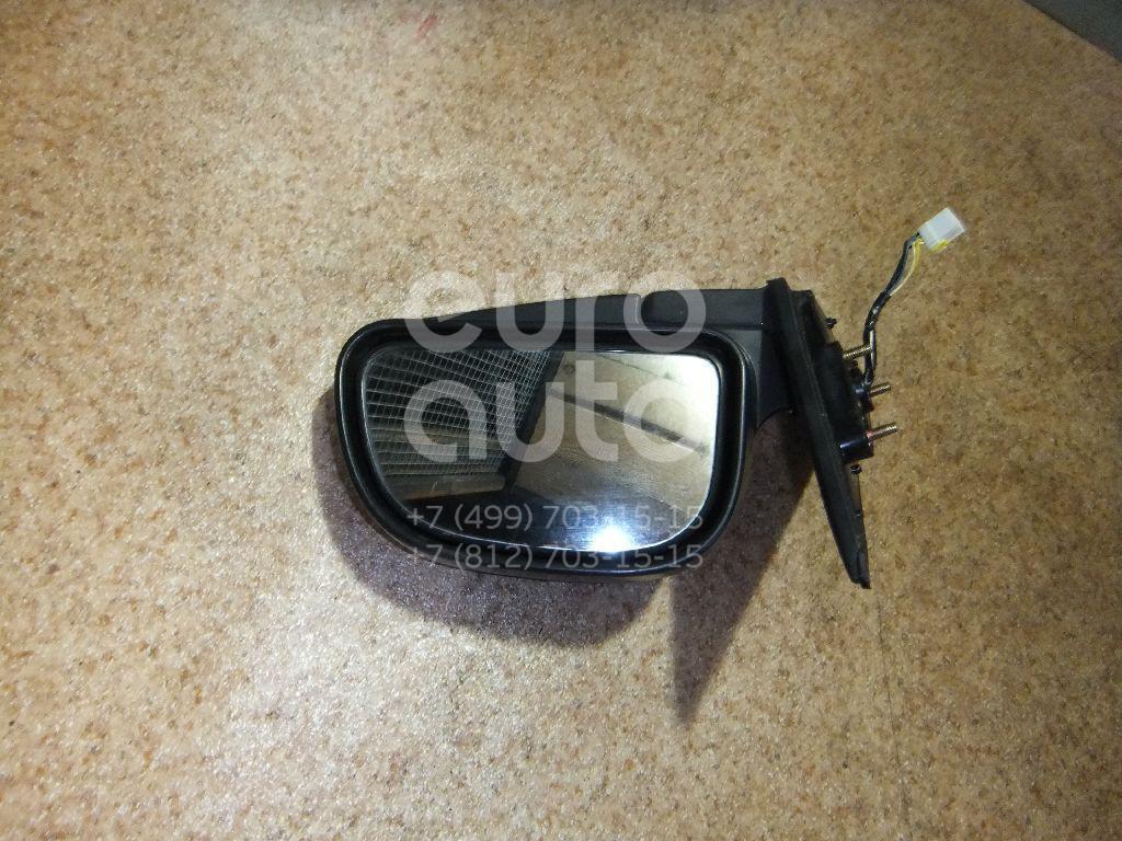 Зеркало левое электрическое для Mitsubishi Galant (EA) 1997-2003 - Фото №1