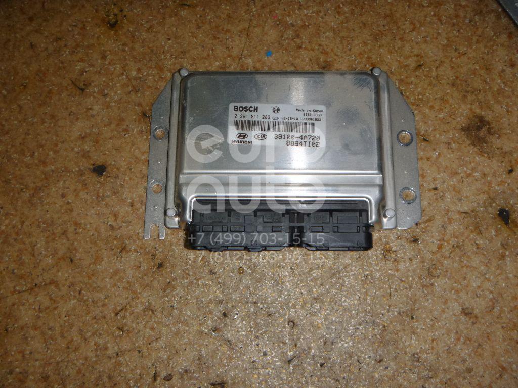 Блок управления двигателем для Kia Sorento 2003-2009 - Фото №1