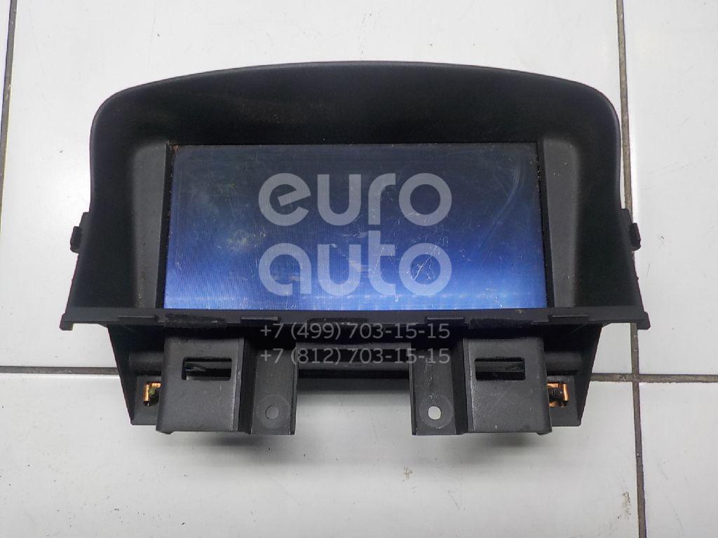 Дисплей информационный для Chevrolet,Opel Cruze 2009-2016;Insignia 2008>;Astra J 2010> - Фото №1