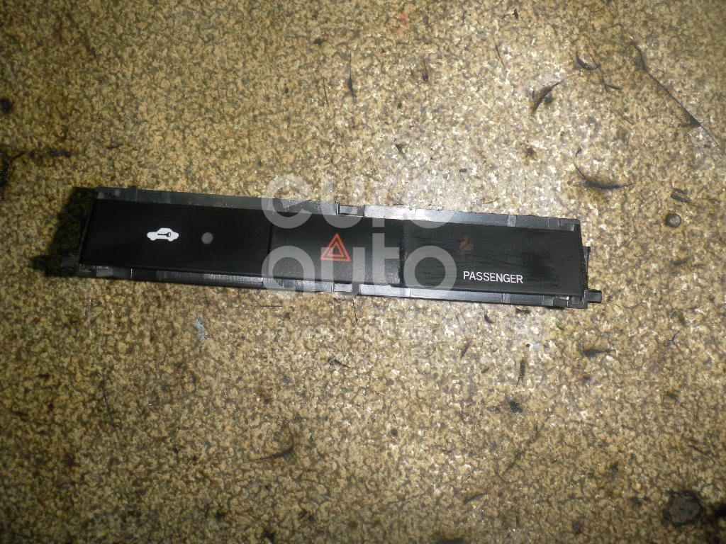 Кнопка аварийной сигнализации для Toyota CorollaVerso 2004-2009 - Фото №1