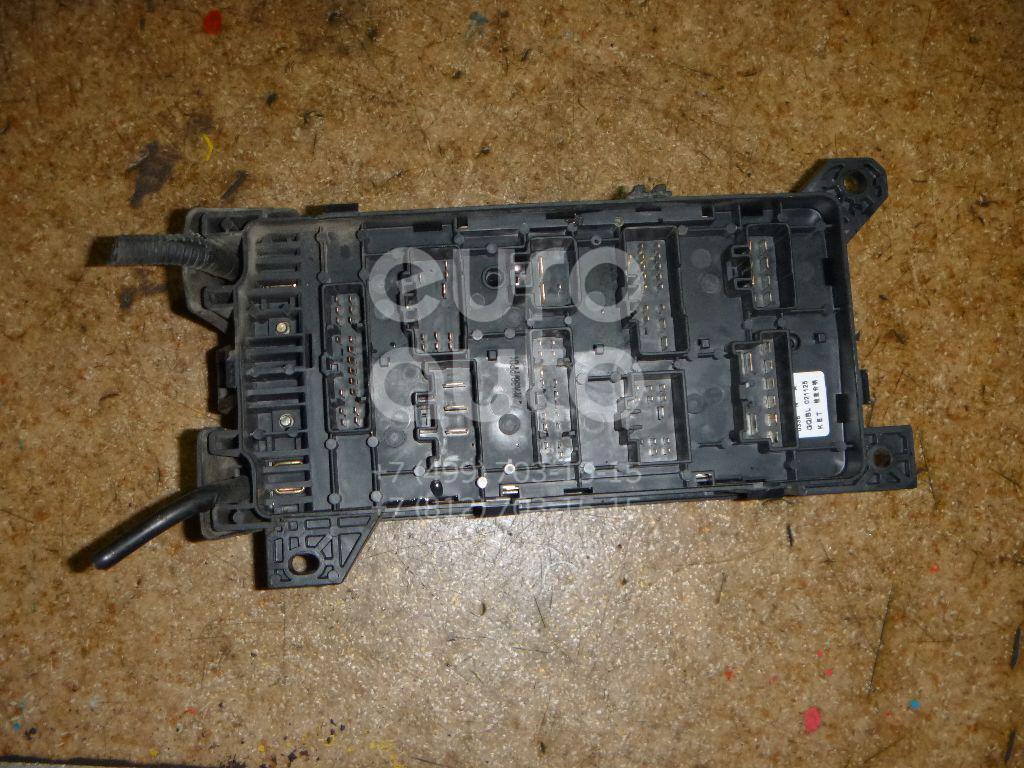 Блок предохранителей для Kia Sorento 2003-2009 - Фото №1