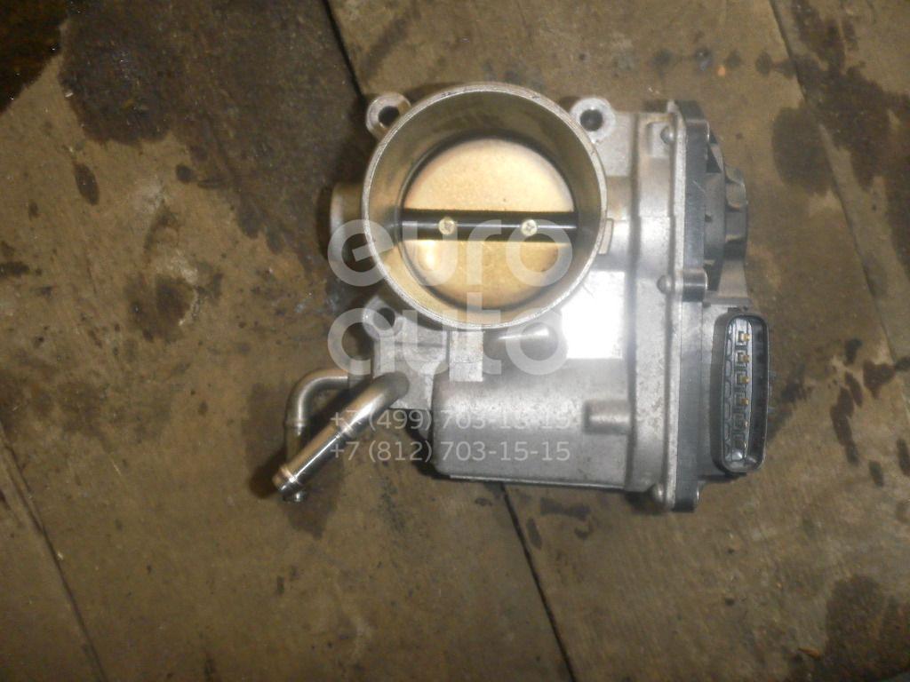 Заслонка дроссельная электрическая для Toyota CorollaVerso 2004-2009;Avensis II 2003-2008 - Фото №1